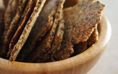 Healthy Cracker Recipe