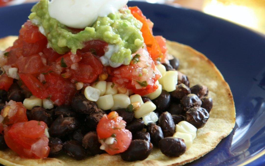 Quinoa Cricket Tacos Recipe