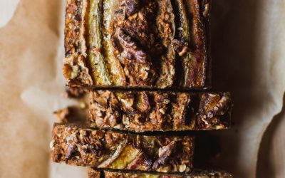 Mighty Protein Powder Banana Bread Recipe