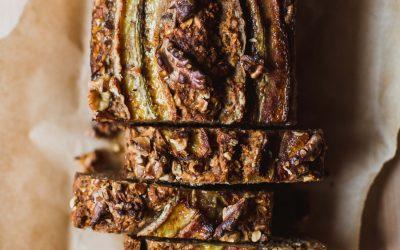 Mighty Protein Powder Banana Bread Recipe