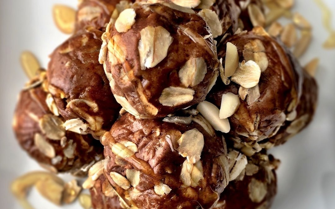 Protein Powder Energy Balls Recipe
