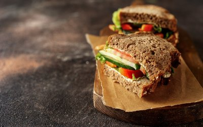 Healthy Protein Sandwiches Recipes