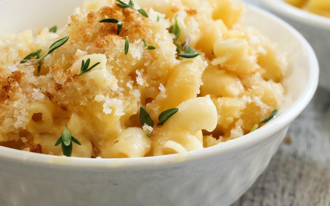 High Protein Mac 'n Cheese Recipe
