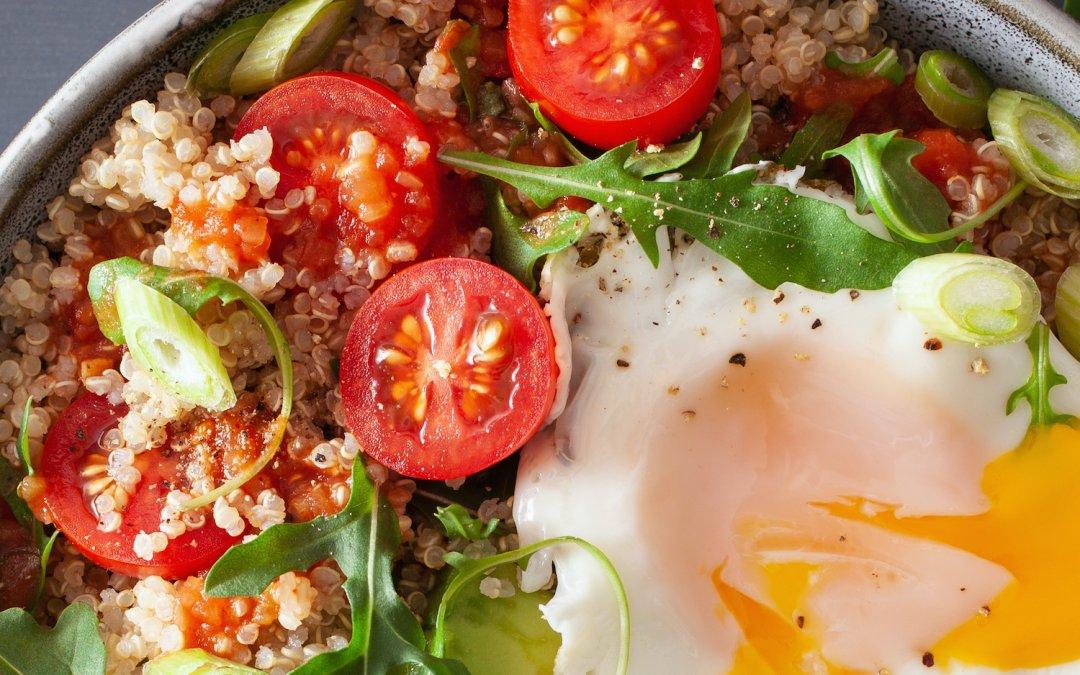 Probiotic Breakfast Bowl Recipe