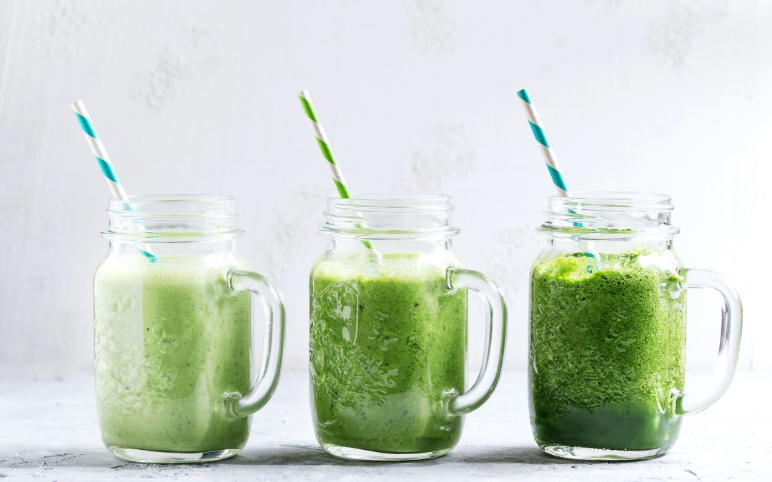 Vanilla Cricket Protein Powder Green Smoothie Recipe