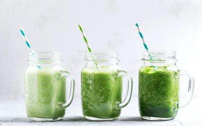 Vanilla Cricket Protein Powder Green Smoothie Recipe