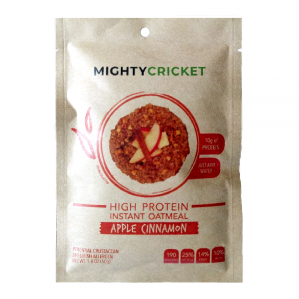 apple cinnamon oatmeal packets high protein instant oatmeal