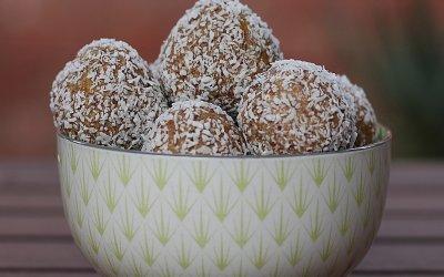No Bake Hemp Protein Balls